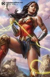 Wonder Woman #755 CVR B Ian Macdonald