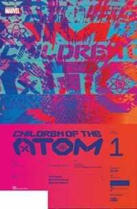Children Of Atom #1 Variant 10 Copy Muller Design