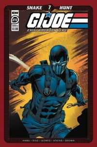 GI Joe #272 a Real American Hero CVR A Diaz