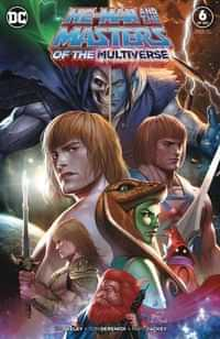He Man And The Masters Of The Multiverse #6