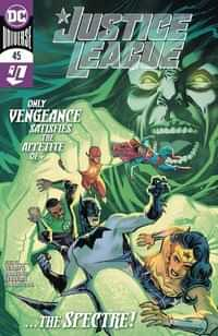 Justice League #45 CVR A