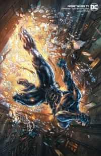 Nightwing #71 CVR B Alan Quah