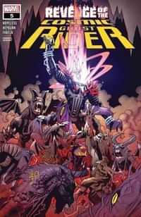 Revenge Of Cosmic Ghost Rider #5