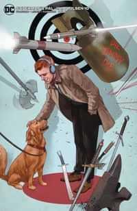 Supermans Pal Jimmy Olsen #10 CVR B Ben Oliver