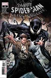 Symbiote Spider-man Alien Reality #5