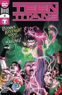 Teen Titans #41 CVR A