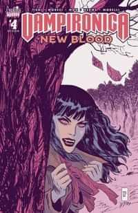 Vampironica New Blood #4 CVR B Malhotra