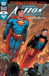 Action Comics #1022 CVR A