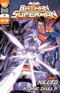 Batman Superman #9 CVR A