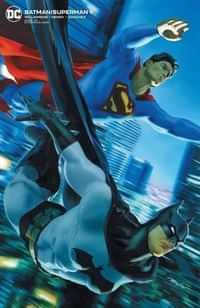 Batman Superman #9 CVR B Mayhew