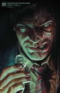 Detective Comics #1022 CVR B Card Stock Bermejo
