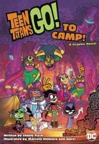 Teen Titans Go TP Teen Titans Go to Camp
