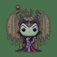 Funko Pop Disney Villains Maleficent on Throne