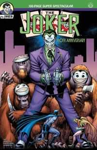 Joker 80th Anniversary 100 Page Super Spectacular CVR B 1940s Adams