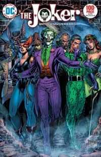 Joker 80th Anniversary 100 Page Super Spectacular CVR E 1970s Lee