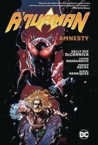 Aquaman TP 2019 Amnesty