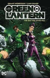 Green Lantern TP Morrison the Day the Stars Fell