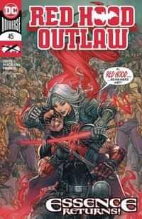 Red Hood Outlaw #45 CVR A