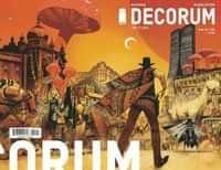 Decorum #2 CVR A Huddleston