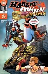 Harley Quinn #73 CVR A