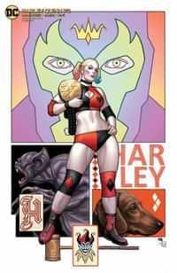 Harley Quinn #73 CVR B Cho