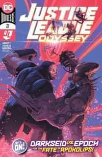 Justice League Odyssey #21 CVR A