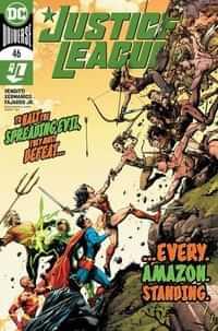 Justice League #46 CVR A