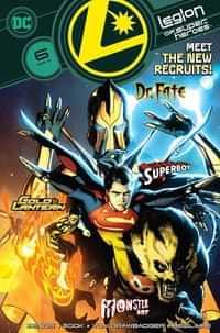 Legion of Super Heroes #6 CVR A