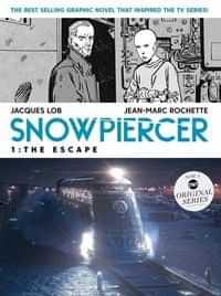 Snowpiercer TP Escape