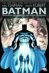 Batman TP Whatever Happened to the Caped Crusader