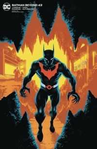 Batman Beyond #43 CVR B Manapul