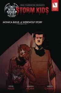 Storm Kids Monica Bleue Werewolf Story #5