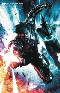 Suicide Squad #5 CVR B Roberts