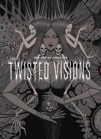Art of Junji Ito HC Twisted Visions