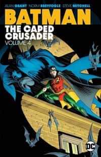 Batman TP the Caped Crusader V4