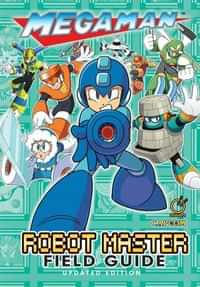 Mega Man HC Robot Master Field Guide Updated Edition