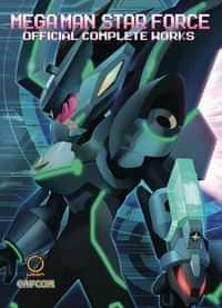 Mega Man HC Star Force Official Complete Works