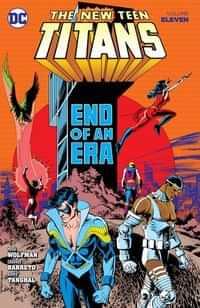New Teen Titans TP Classic V11