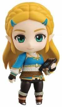Legend of Zelda Nendoroid AF Breath Of The Wild Zelda