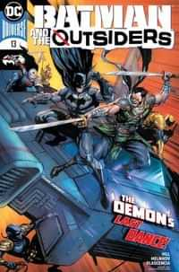 Batman And The Outsiders #13 CVR A