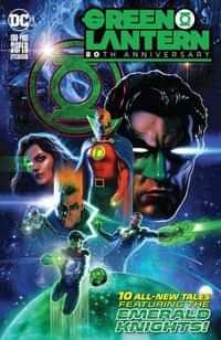 Green Lantern 80th Anniversary 100 Page Super Spectacular CVR A