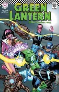 Green Lantern 80th Anniversary 100 Page Super Spectacular CVR D 1960s