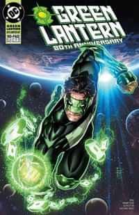 Green Lantern 80th Anniversary 100 Page Super Spectacular CVR G 1990s