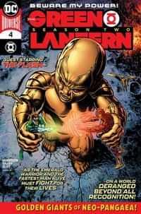 Green Lantern Season 2 #4 CVR A