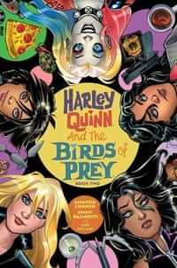 Harley Quinn and the Birds Of Prey #2 CVR A