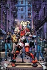 Harley Quinn and the Birds Of Prey #2 CVR B Adams