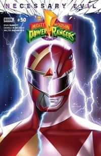 Mighty Morphin Power Rangers #50 CVR D FOC Mora