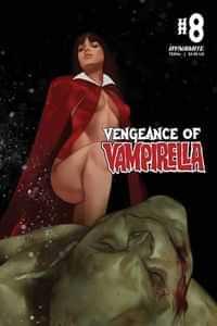 Vengeance Of Vampirella #8 CVR B Oliver