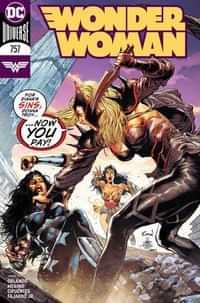 Wonder Woman #757 CVR A