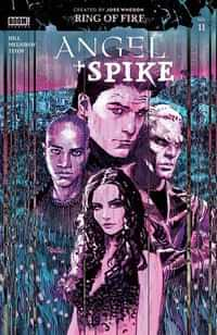 Angel and Spike #11 CVR A Panosian